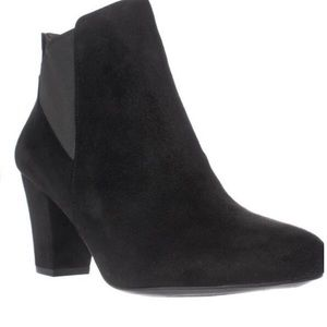 BCBGeneration Suede Dolan Ankle Boots